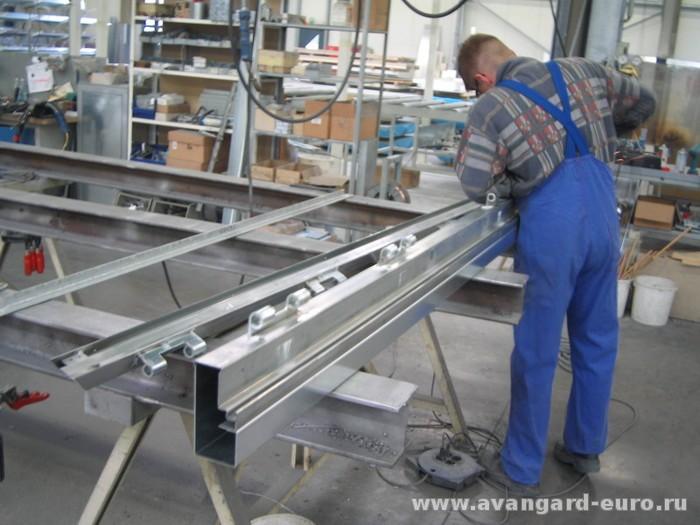 промышленные предприятия по изготовлению железных дверей